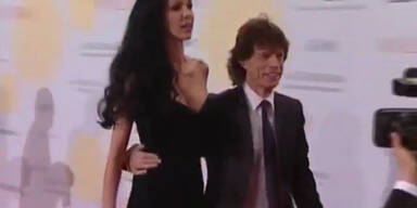 Mick Jagger Freundin begeht Selbstmord