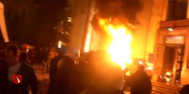 70 Demonstranten in Charkiw festgenommen