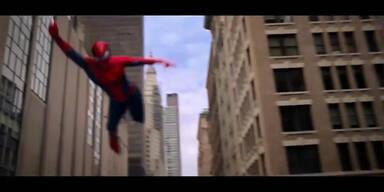 """""""Amazing Spider Man"""" spinnt wieder Netze"""