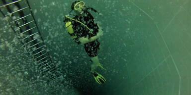 35 Meter: tiefstes Swimmingpool der Welt
