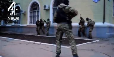 Kiew schickt Armee in den Osten
