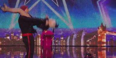 79-jährige Tänzerin wird TV-Star