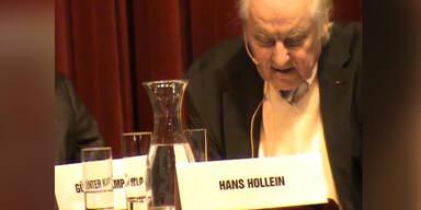 Star-Architekt Hans Hollein gestorben