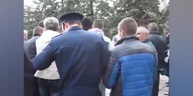 Ukrainischer Politiker wird entführt