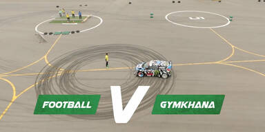 Neymar vs. Ken Block: Footkhana