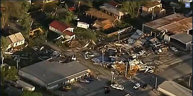 Tornados forderten mehrere Tote