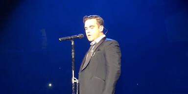 Robbie Williams kündigt zweites Kind an