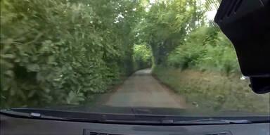 Geisterfahreralarm bei Sonntagsausfahrt