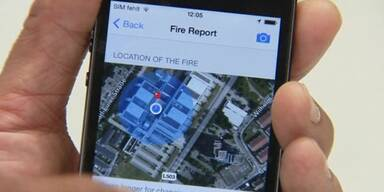 Neue Handy-App soll Leben retten