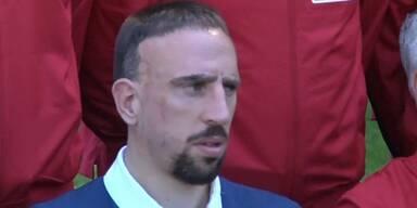 WM-Aus für Ribery