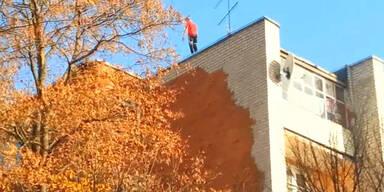 Der gefährlichste Salto der Welt?