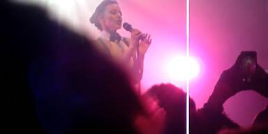 Kylie Minogue Konzert in Wien abgesagt