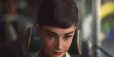 Auferstanden: die Digitale Audrey Hepburn