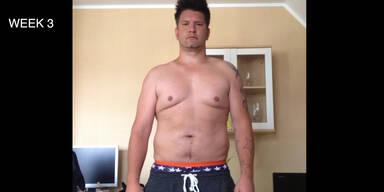 Unglaubliche Körper-Transformation