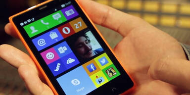 Nokia stellt neues Android-Phone X2 vor