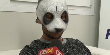 """Interview mit Rapper """"Cro"""""""