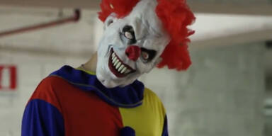 """Der """"KillerClown"""" ist zurück"""