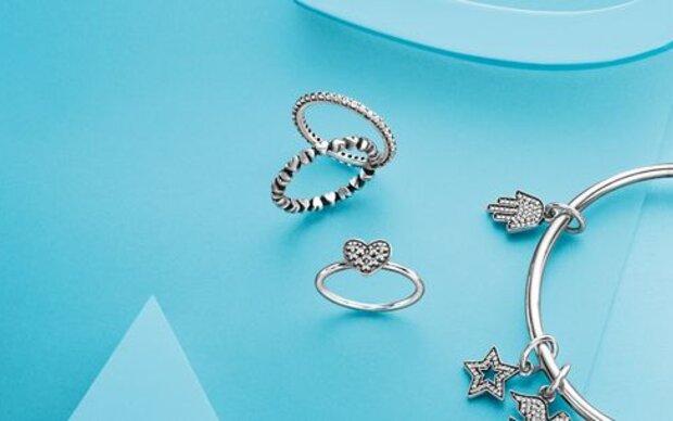 Gold- und Silberringe in fantastischen Designs.
