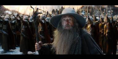 Trailer zum dritten Hobbit-Teil