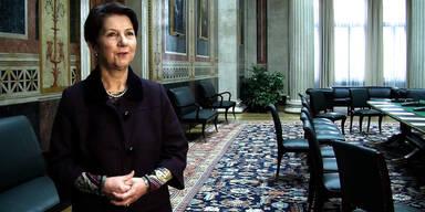 Barbara Prammer spricht über den Frauentag