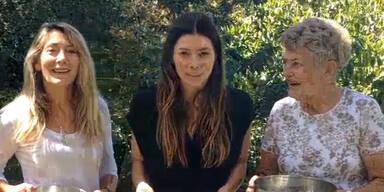 Ice Bucket: Jessica Biel