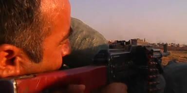Städte von IS-Terroristen zurückerobert!
