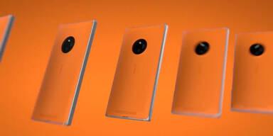 Neues Lumia 830