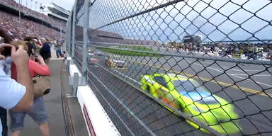 Nascar- Autos am Speed-Limit