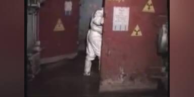"""So sieht das AKW """"Tschernobyl"""" aus"""