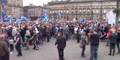 Schottland vor der Unhängigkeit