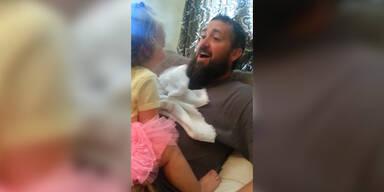 Tochter erkennt Vater nicht mehr