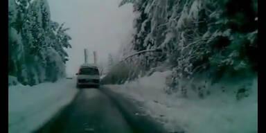 Heute vor 3 Jahren fiel Schnee