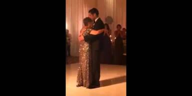 Letzter Tanz zur Hochzeit