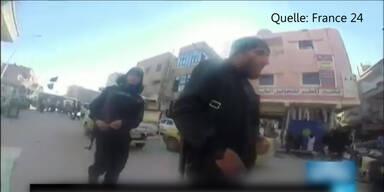 Französin filmt von IS besetzte Stadt
