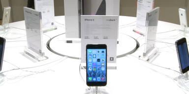Verkaufsstart des iPhone 6