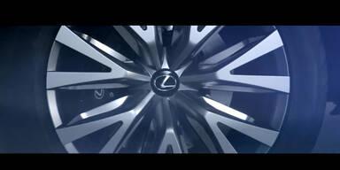 Der neue Lexus LF-NX