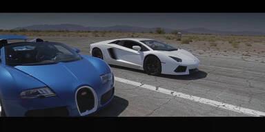 Bugatti vs Lamborghini