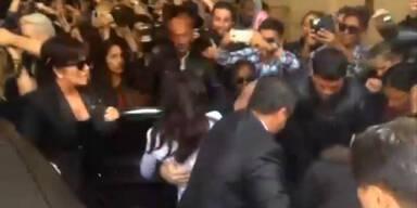 Kim Kardashian gerät in Bedrängnis