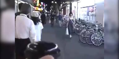 Umgang mit langsamen Fußgängern
