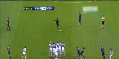 Bayern München vs ZSKA Moskau