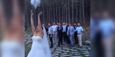 Brautstrauß für Männer