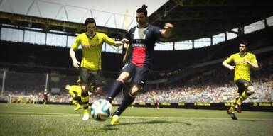 Trailer zu FIFA 15