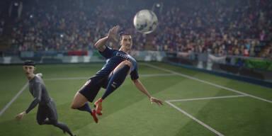 Fußball-WM Werbung von Nike