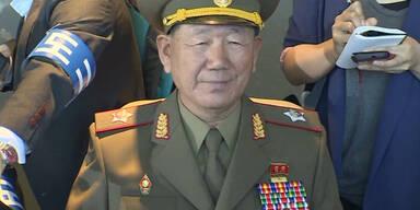 Nordkorea vs. Südkorea