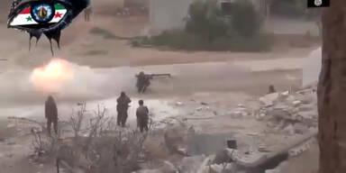 Neue Kampfbilder aus Kobane