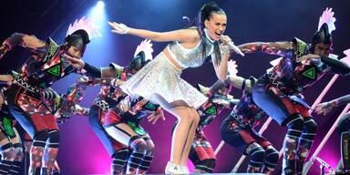 Grandiose Halftime-Show von Katy Perry