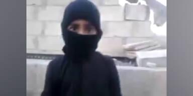 Kinder ISIS-Kämpfer