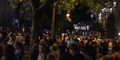 Prater Dome: Nach Gas-Attacke evakuiert