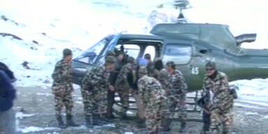 Rettungsaktion im Himalaya