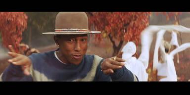 Pharrell Williams - Gust of Wind